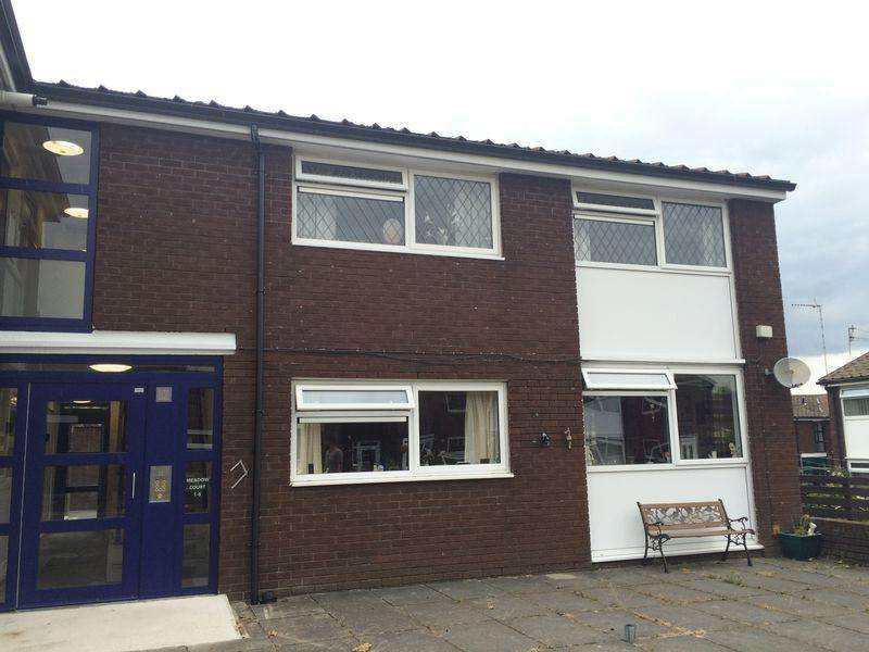 1 Bedroom Apartment Flat for sale in Meadow Court, Accrington