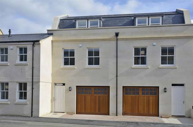 4 Bedrooms Terraced House for sale in Plot 2, James Street West, Bath