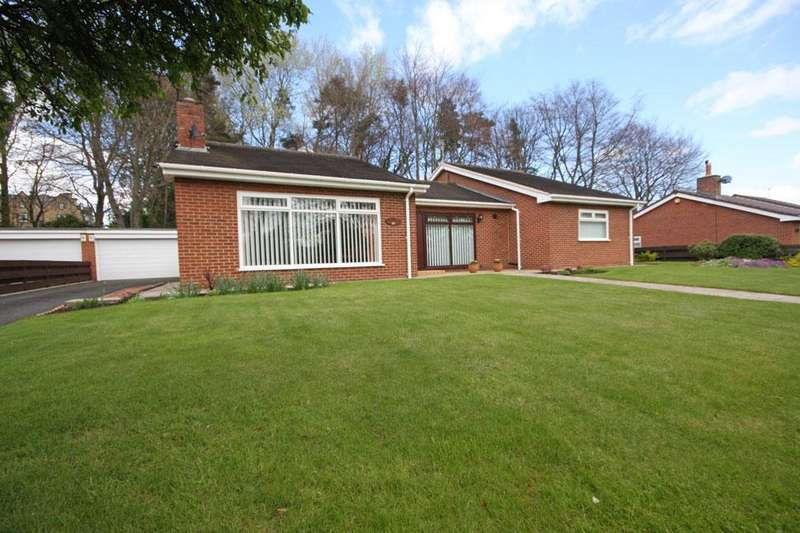 3 Bedrooms Detached Bungalow for sale in Blind Lane, Chester-le-Street DH3 4AF