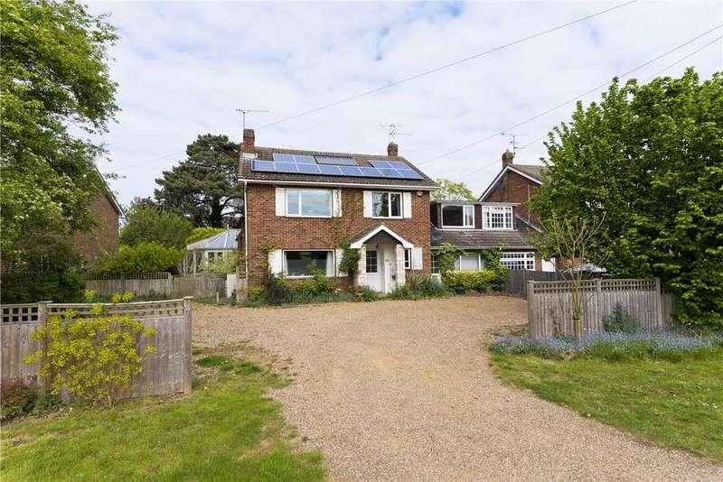 5 Bedrooms Link Detached House for sale in Tilt Road, Cobham, Surrey, KT11