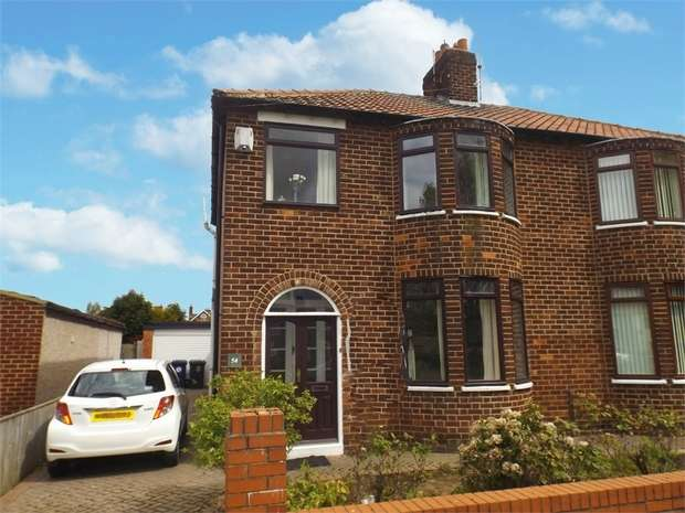 3 Bedrooms Semi Detached House for sale in Manor Green, Middlesbrough, North Yorkshire