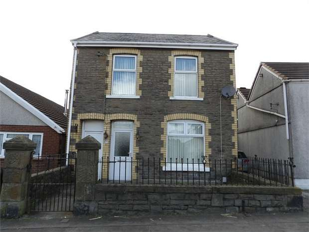 3 Bedrooms Detached House for sale in Frampton Road, Gorseinon, Swansea, West Glamorgan