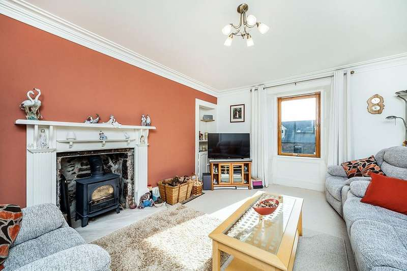 3 Bedrooms Property for sale in King Street, Inverbervie, Montrose, DD10