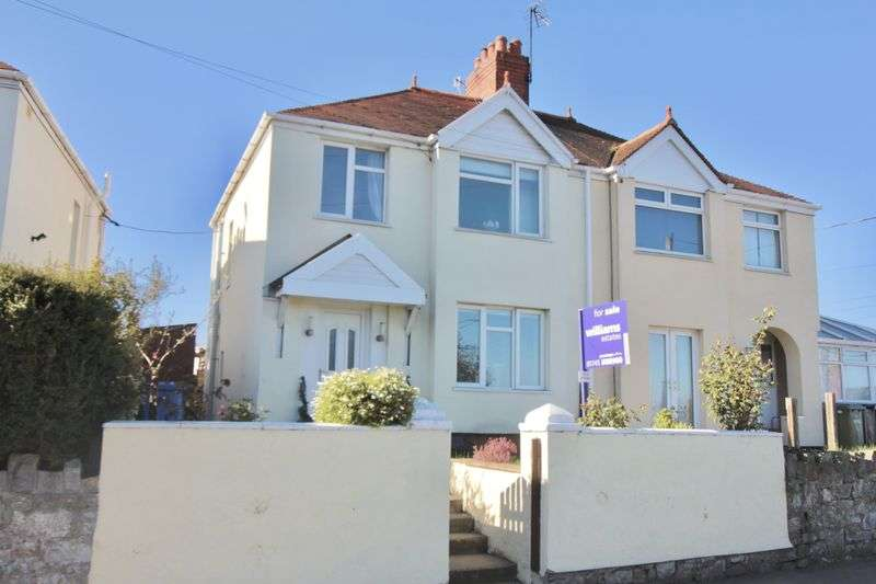 3 Bedrooms Semi Detached House for sale in Weavers Lane, Dyserth