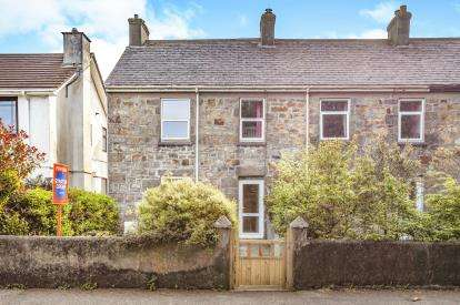 4 Bedrooms End Of Terrace House for sale in Tolvaddon, Camborne, Cornwall