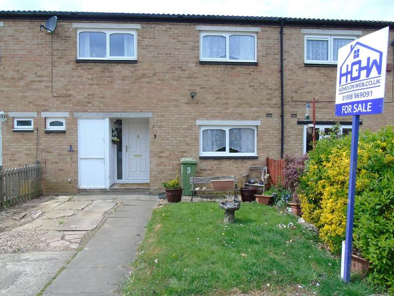 3 Bedrooms Terraced House for sale in Alladale Place, Hodge Lea