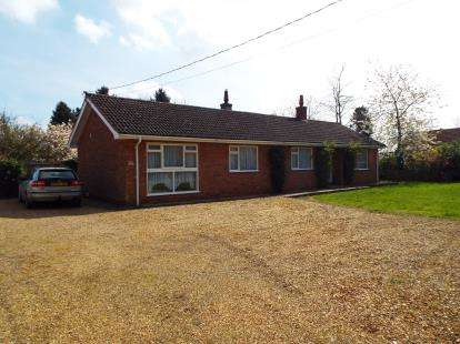 2 Bedrooms Bungalow for sale in Snettisham, King's Lynn, Norfolk
