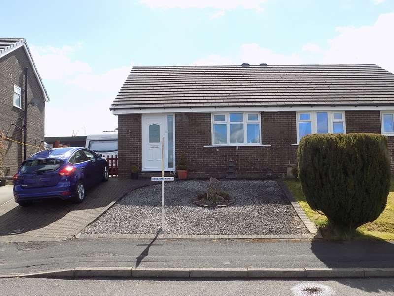 2 Bedrooms Semi Detached Bungalow for sale in Hastings Road, Harpur Hill