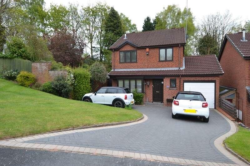 3 Bedrooms Detached House for sale in Berkley Crescent, Moseley, Birmingham