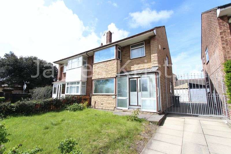 3 Bedrooms Semi Detached House for sale in Sefton Road, Liverpool