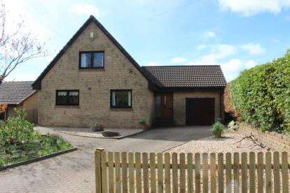 3 Bedrooms Detached House for sale in Fort Road, Kilcreggan