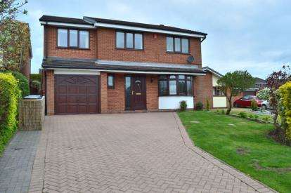 House for sale in Holywell Rise, Boley Park, Lichfield, Staffordshire