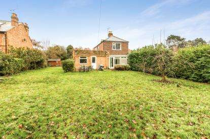 4 Bedrooms Detached House for sale in St. Pauls Terrace, Linen Street, Warwick, Warwickshire