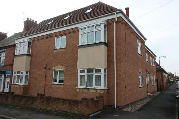3 Bedrooms Apartment Flat for sale in Priory Webb Apartments, Priory Street, Nuneaton