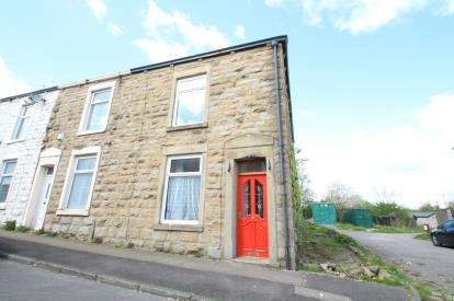 3 Bedrooms End Of Terrace House for sale in Talbot Street, Rishton, Blackburn, Lancashire, BB1