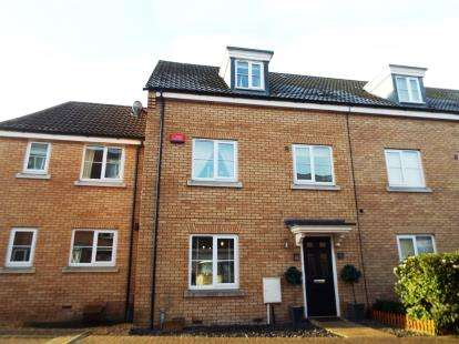 4 Bedrooms Terraced House for sale in Soham, Ely, Cambridgeshire