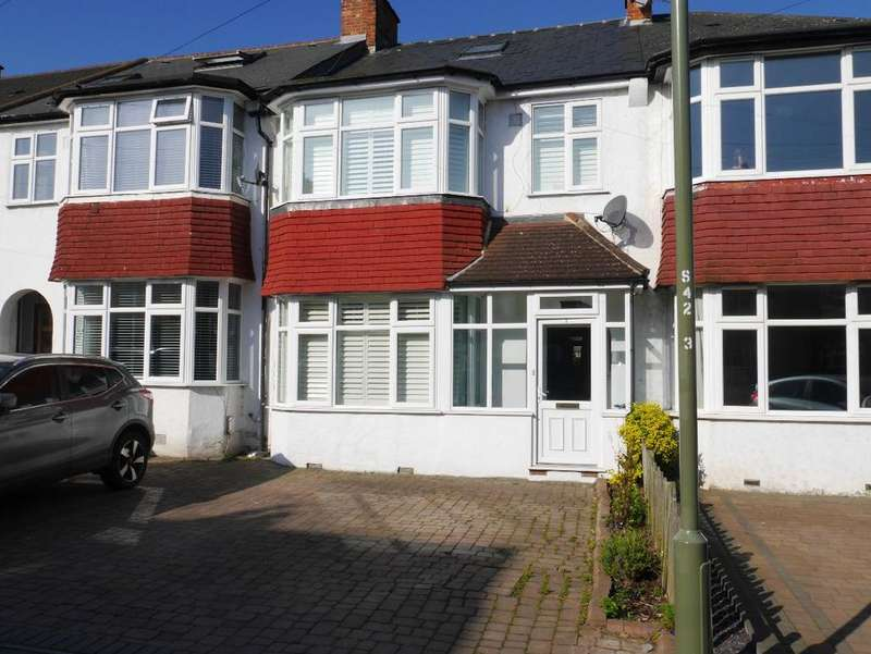 3 Bedrooms Terraced House for sale in West Wickham