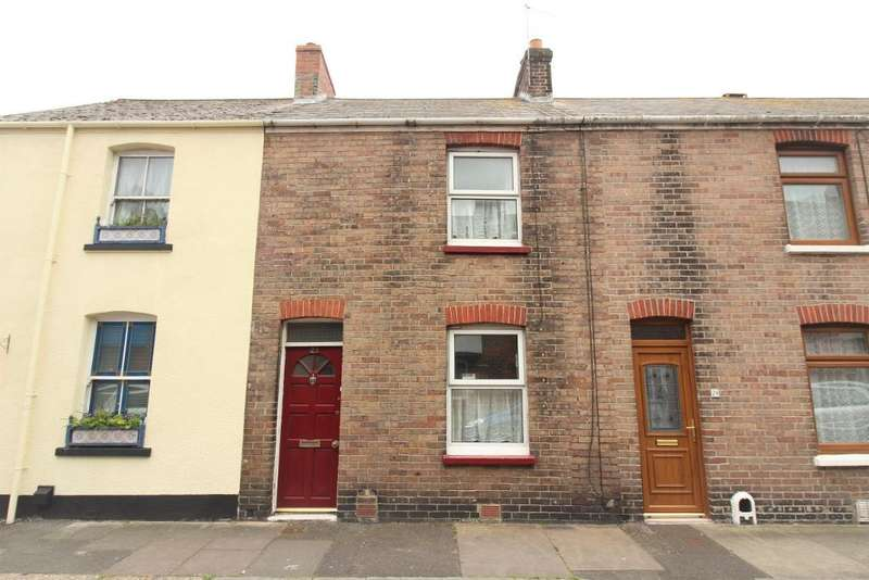 2 Bedrooms Terraced House for sale in Charles Street, Weymouth, Dorset, DT4 7JG
