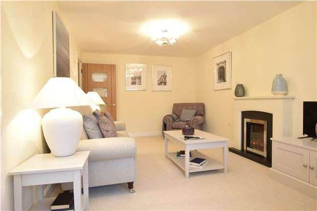 1 Bedroom Flat for sale in William Page Court, Broad Street, Staple Hill, Bristol, BS16 5FF