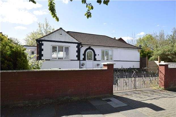 3 Bedrooms Detached Bungalow for sale in Gilroy Way, ORPINGTON, Kent, BR5 4JD