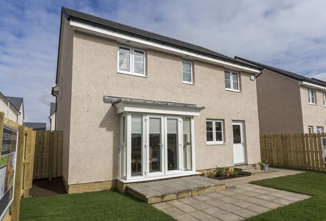4 Bedrooms Detached Villa House for sale in Craighall Road, Kilmarnock, KA3 6GN