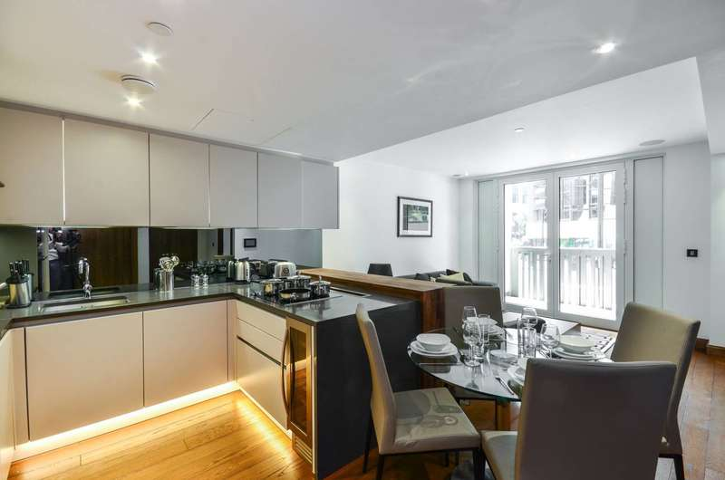 1 Bedroom Flat for sale in The Courthouse, Westminster, SW1P