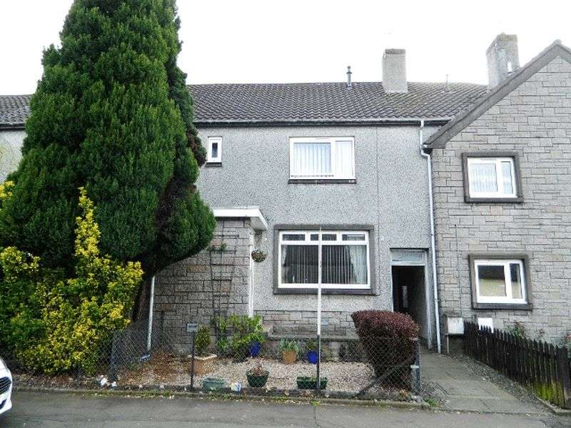2 Bedrooms Terraced House for sale in 43 SOUTH CROFT, ALVA, FK12 5BB
