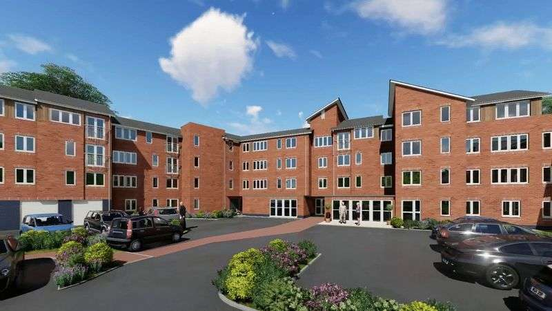 1 Bedroom Flat for sale in Woodgrove Court: **PROPERTY OWNED FOR SHORT PERIOD OF TIME & IN EXCELLENT CONDITION**