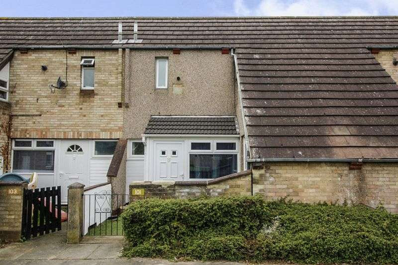 3 Bedrooms Terraced House for sale in Moretons Place, Basildon