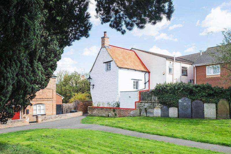 2 Bedrooms Detached House for sale in Church Walk, Thrapston