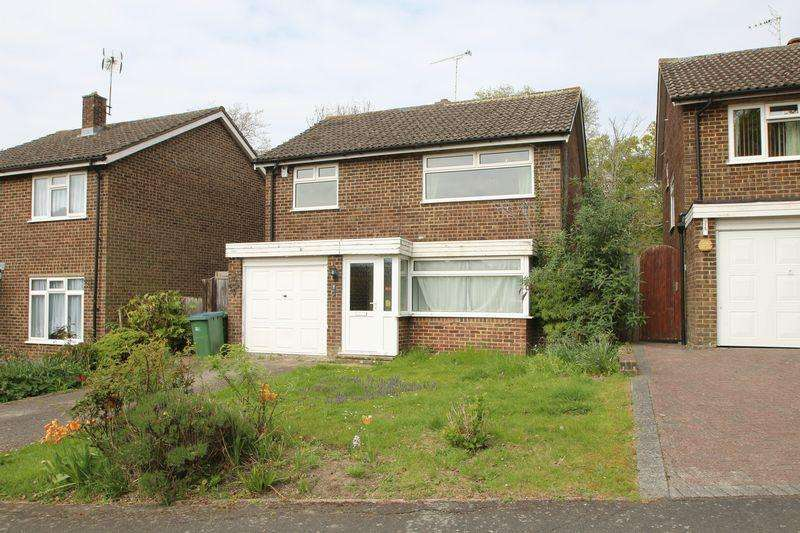 3 Bedrooms Detached House for sale in The Marts, Rudgwick