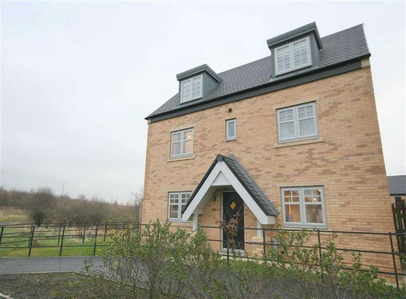 4 Bedrooms Property for sale in Viscount Close, Shiremoor, Tyne & Wear, NE27