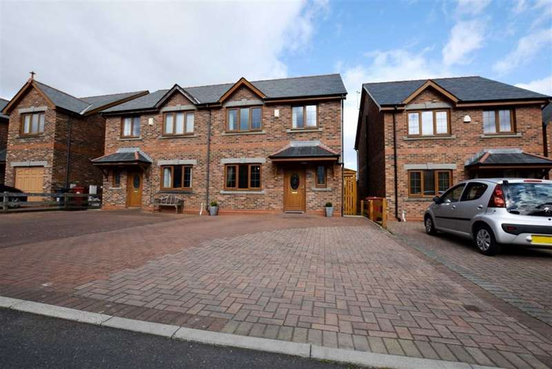 3 Bedrooms Property for sale in Chapel Field, Barrow In Furness, Cumbria