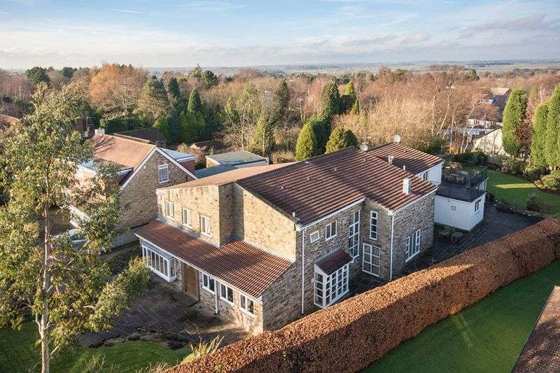 4 Bedrooms Detached House for sale in Edge Hill, Darras Hall, Ponteland
