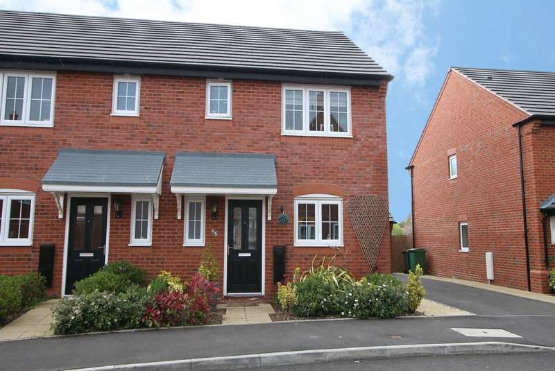 3 Bedrooms End Of Terrace House for sale in Betjeman Way, Cleobury Mortimer, Kidderminster, DY14