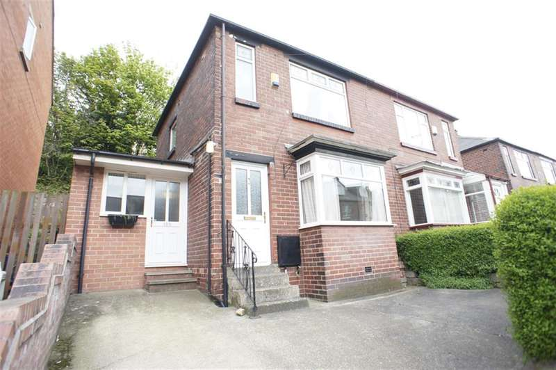 2 Bedrooms Semi Detached House for sale in Archer Road, Millhouses, Sheffield S8 0JX