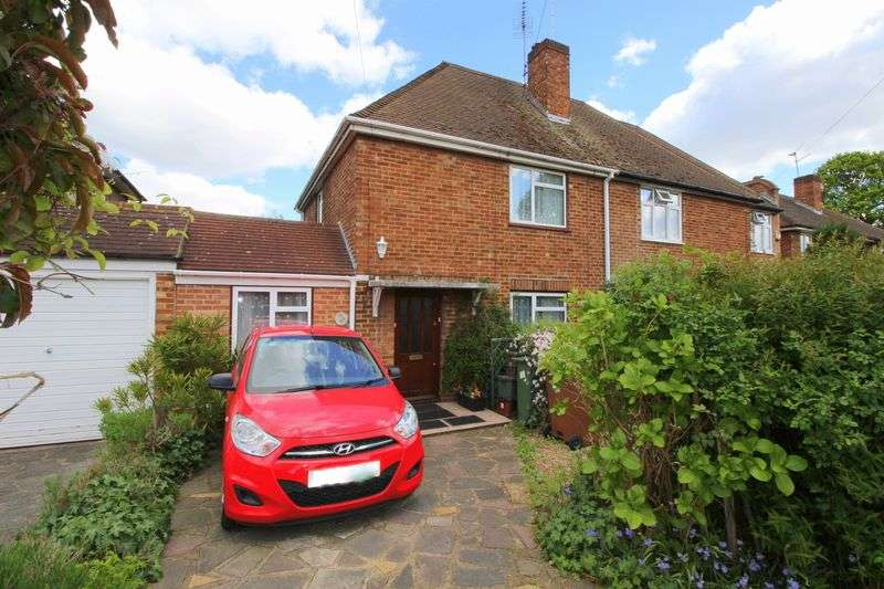 3 Bedrooms Semi Detached House for sale in Betterton Drive, Sidcup, DA14 4PS