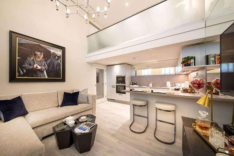 2 Bedrooms Flat for sale in Apartment 8 - The Atrium, Glasgow, G11