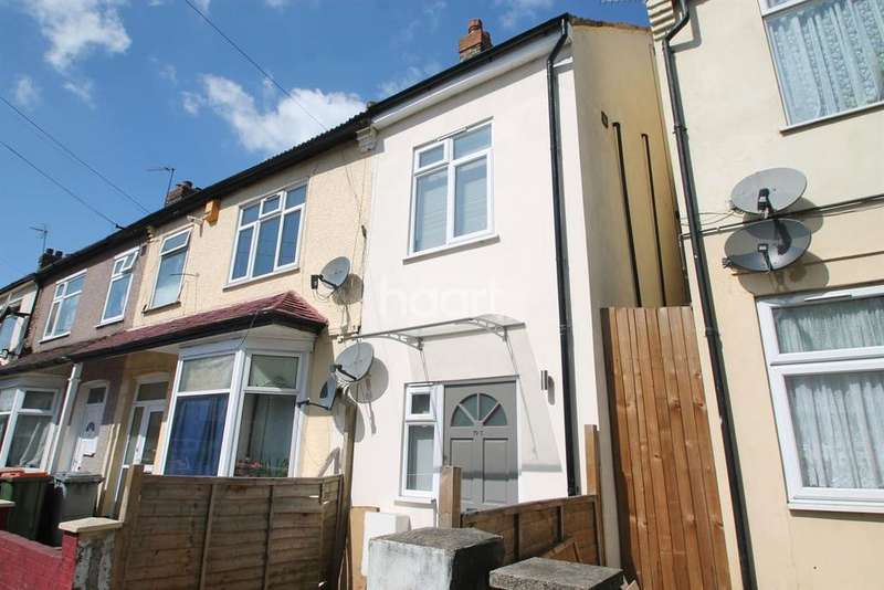 2 Bedrooms Terraced House for sale in Charlemont Road