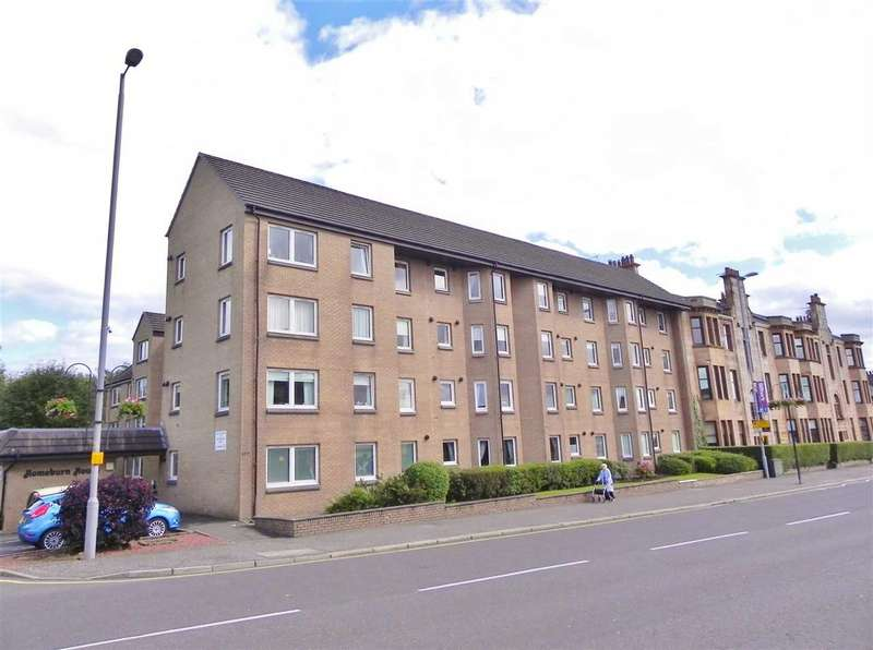 1 Bedroom Apartment Flat for sale in Homeburn House, GLASGOW