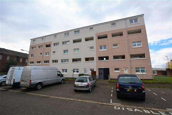 1 Bedroom Flat for sale in Walkinshaw Street, G40