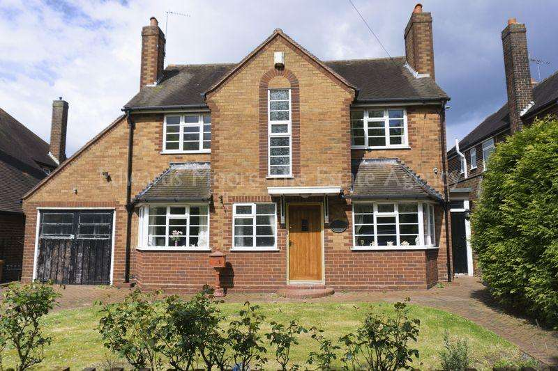 3 Bedrooms Detached House for sale in Mellish Road, Walsall