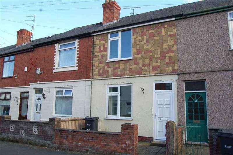 2 Bedrooms Terraced House for sale in Nelson Road, Ellesmere Port