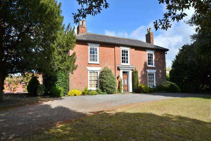 6 Bedrooms Detached House for sale in Mutford, Suffolk