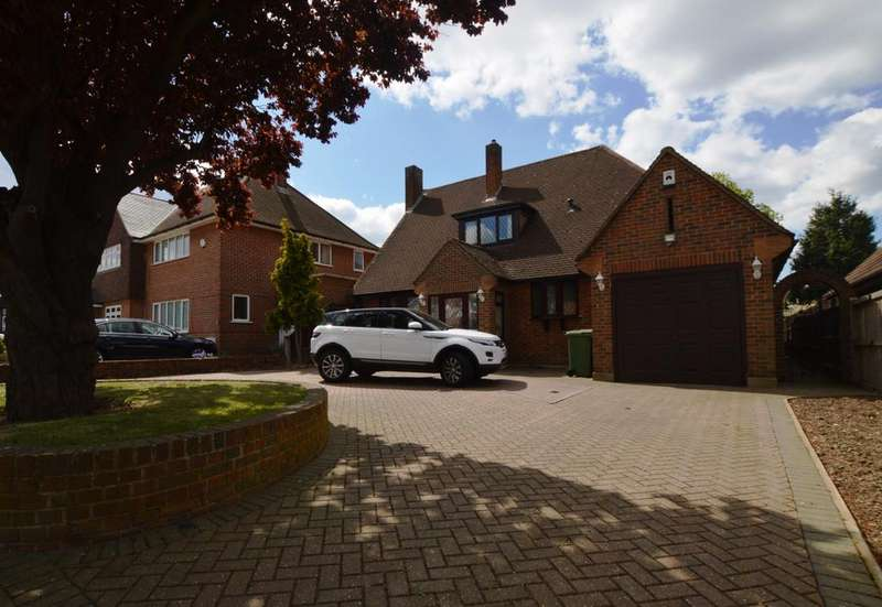 3 Bedrooms Detached House for sale in Farwell Road Sidcup DA14
