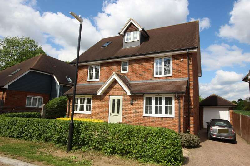 4 Bedrooms Detached House for sale in MAIDSTONE