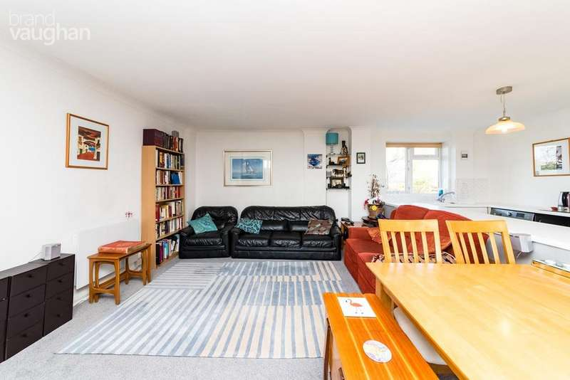 2 Bedrooms Apartment Flat for sale in Varndean Drive, Brighton, BN1