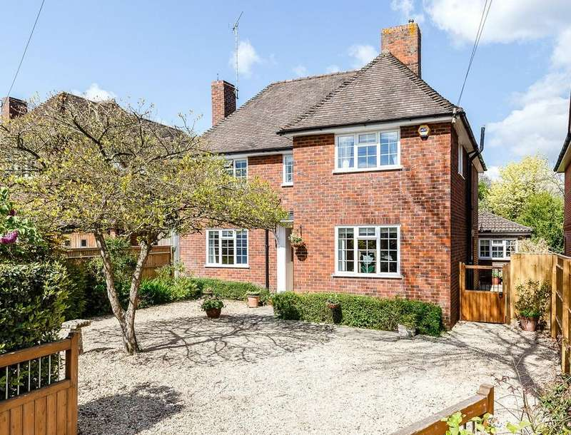 4 Bedrooms Detached House for sale in St. Andrews Road, Henley-on-Thames, Oxfordshire, RG9
