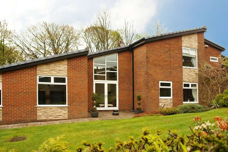 4 Bedrooms Detached House for sale in Beechwood, Shaw, Oldham