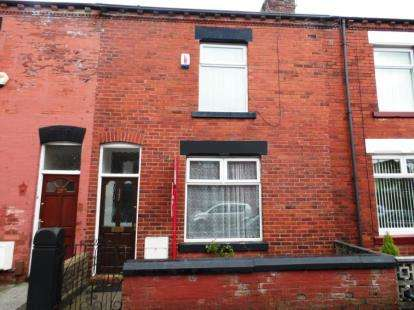 2 Bedrooms Terraced House for sale in Sunlight Road, Heaton, Bolton, Greater Manchester